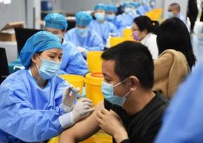Çində əhaliyə 2,24 milyard doza COVID-19 peyvəndi vurulub