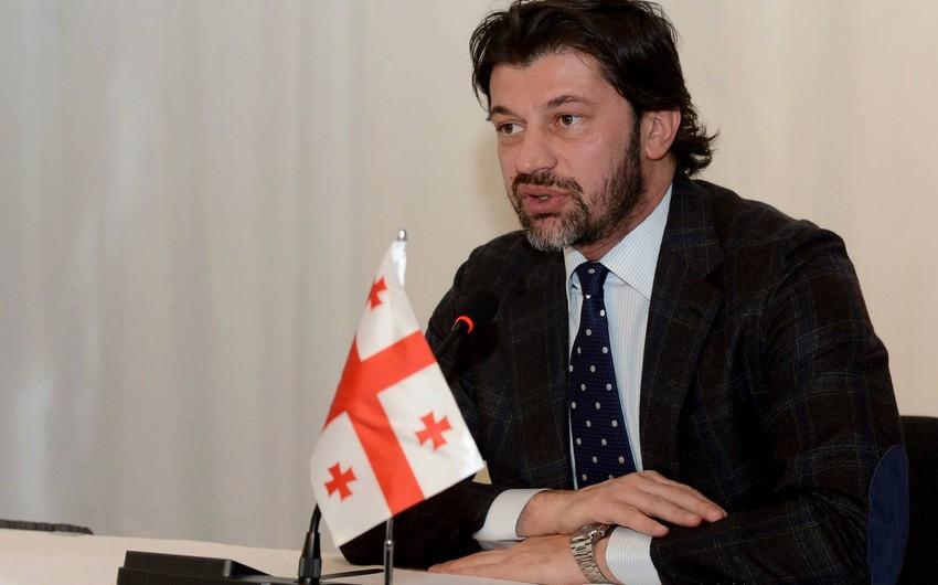 Министр энергетики Грузии встретится с представителями Газпрома