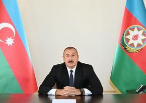 Президент Азербайджана: В регионе создалась новая ситуация, многообещающая
