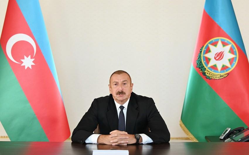 Президент Азербайджана: Теперь нагорно-карабахского конфликта больше нет