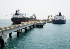 С терминала Джейхан отправлено 207 танкеров нефти