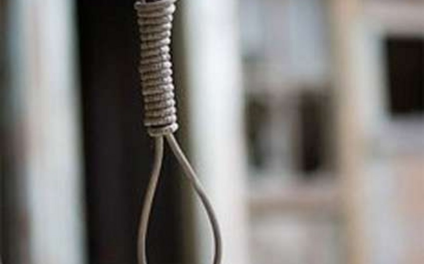 Əmircanda 35 yaşlı kişi intihar edib
