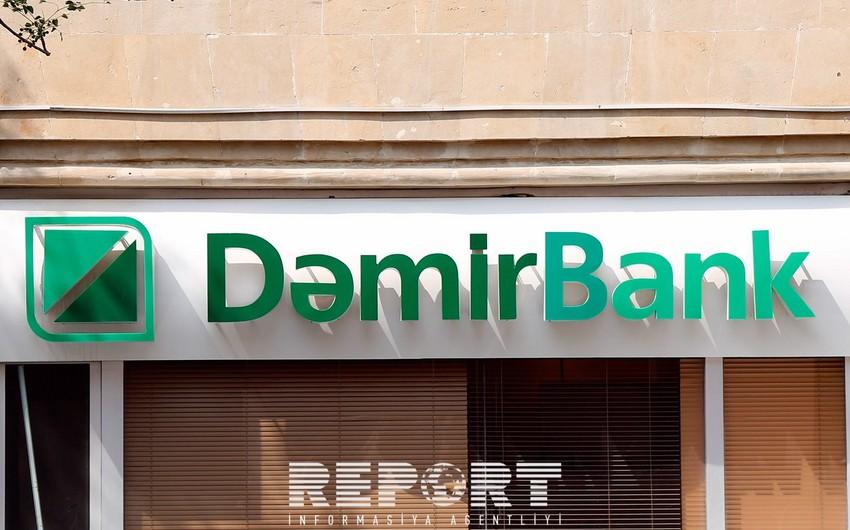 """""""Dəmirbank"""" texniki avadanlığın alınması üçün tender keçirir"""