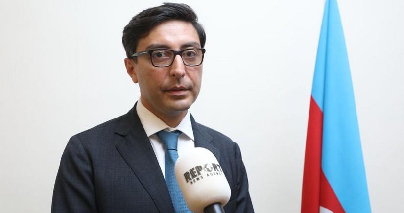 Fərid Qayıbov Balabəy Ağayevi təbrik edib