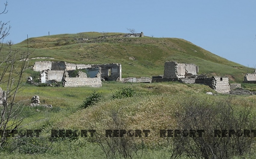 Number of forests and natural monuments destroyed by Armenians in Khojavend unveiled