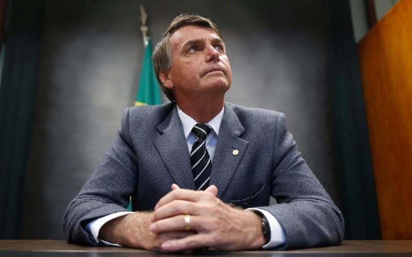 Braziliya prezidenti ABŞ-a səfərini təxirə salıb