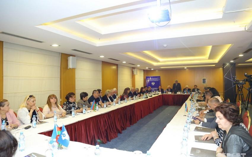 Azərbaycan Respublikasının ictimai-siyasi həyatında QHT-lərin rolu mövzusunda tədbir keçirilib