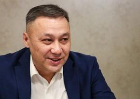 Kazakh businessman ready to partake in restoring freed Azerbaijani lands