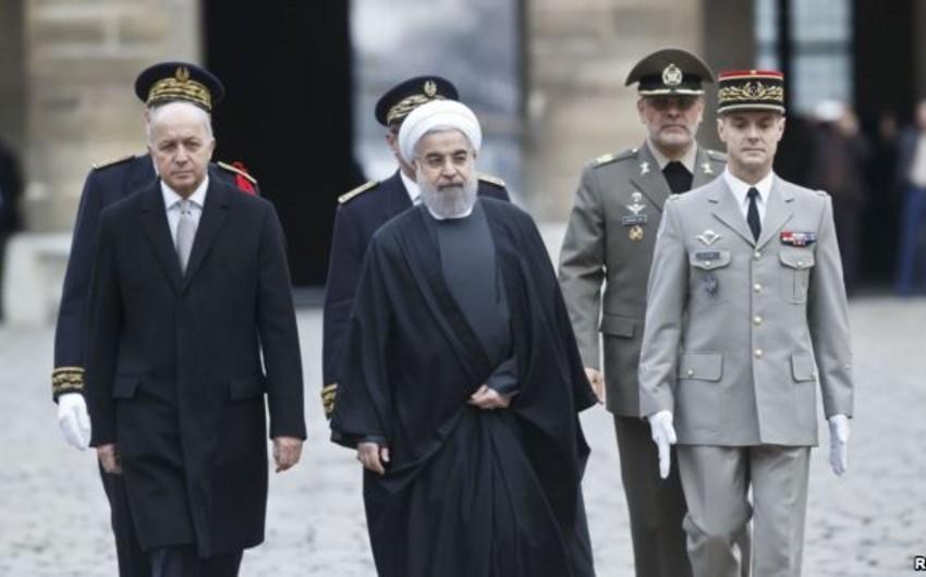 İran prezidenti Avstriya və Belçikaya gedəcək