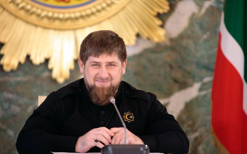 Çeçenistanda Ramzan Kadırovun adına məscid tikilir