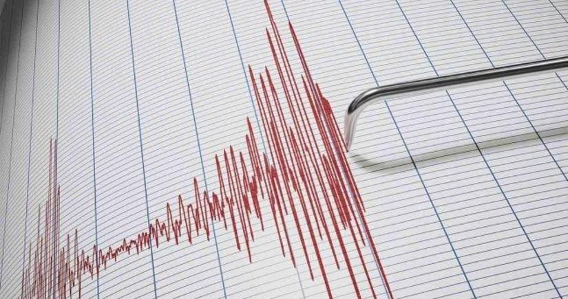 Землетрясение магнитудой 6,0 произошло у берегов Фиджи
