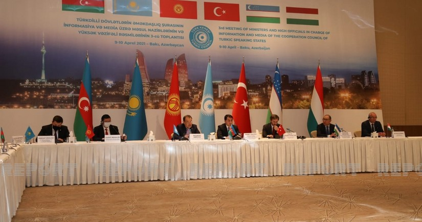 Road map being prepared for dev't of co-op among Turkic countries