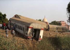 Misirdə qatar qəzasında 11 nəfər ölüb - YENİLƏNİB