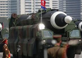 В КНДР объяснили пуск баллистических ракет