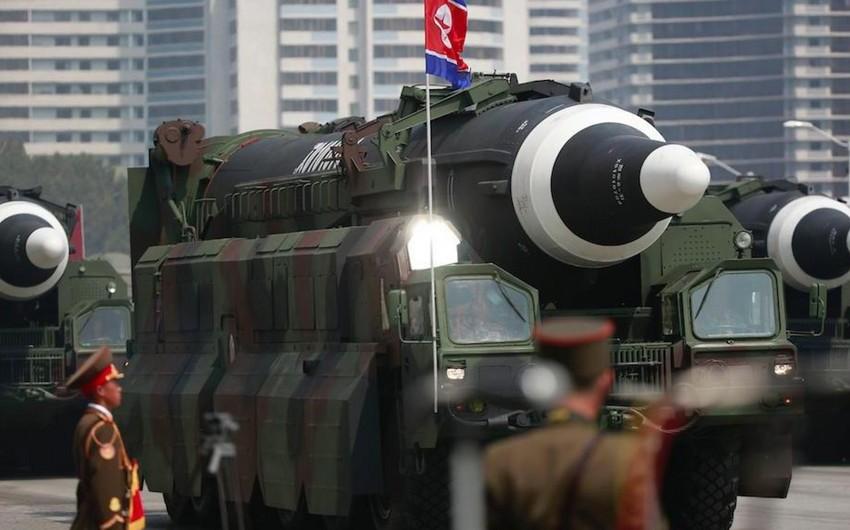 KXDR ballistik raketləri işə salmasına aydınlıq gətirib