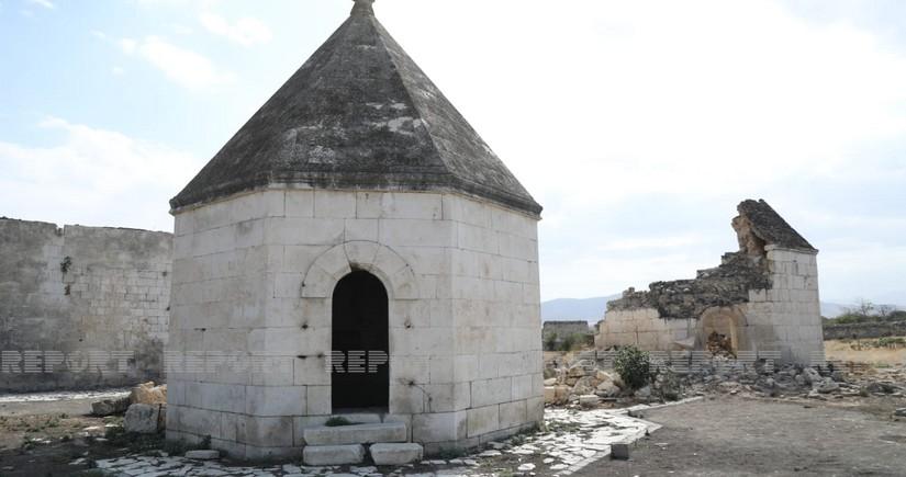 Спецпредставитель ЕС ознакомился с последствиями армянского вандализма в Агдамском районе