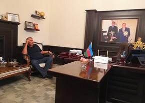 Federasiya rəsmisi: Rafael Ağayevi hakimlər uduzdurdu