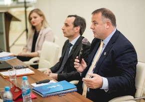 EOC chief advisor: I am grateful to Azerbaijan for the work done during I European Games