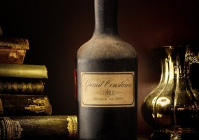 Rare 200-year-old bottle of wine auctioned for $30,000