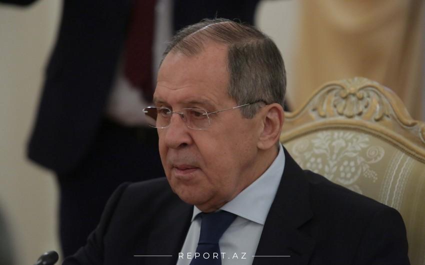 Rusiya XİN başçısı: Şimal-Cənub layihəsi bütün regionun xeyrinə olacaq