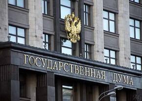 Rusiyada deputat koronavirusdan ölüb
