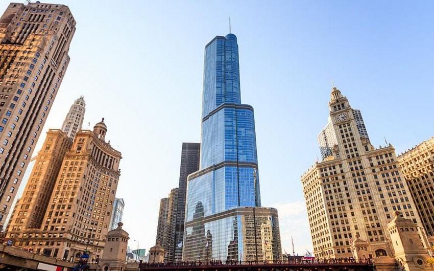 Çikaqoda naməlum şəxs Trump Towerə bomba qoyulduğu barədə məlumat verib
