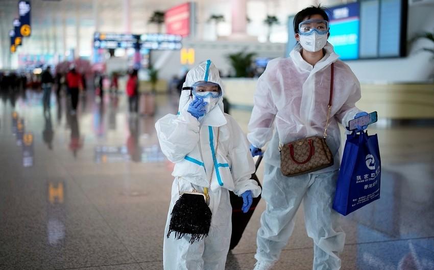 Çində daha 39 nəfərdə koronavirus aşkarlandı