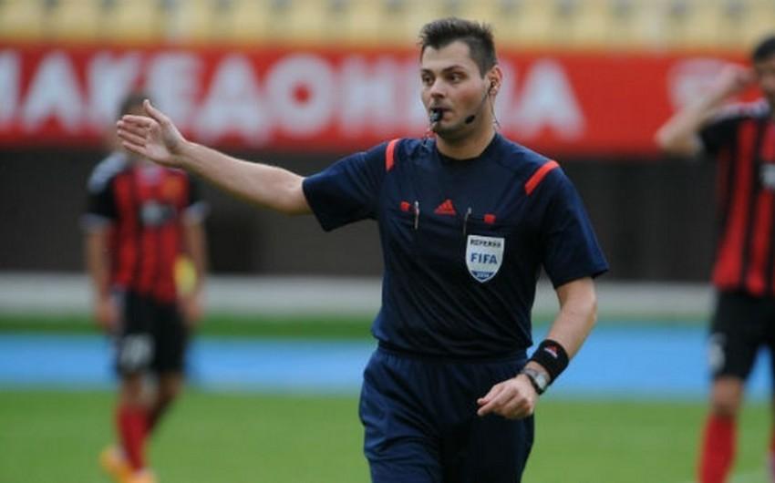 Azərbaycan - Slovakiya matçının hakim təyinatları açıqlanıb