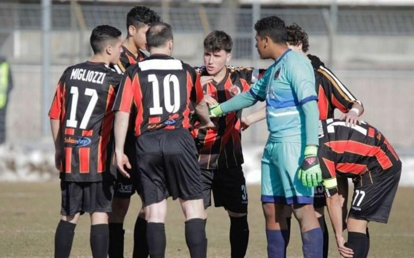 Итальянский футбольный клуб исключён из Серии С после поражения 0:20