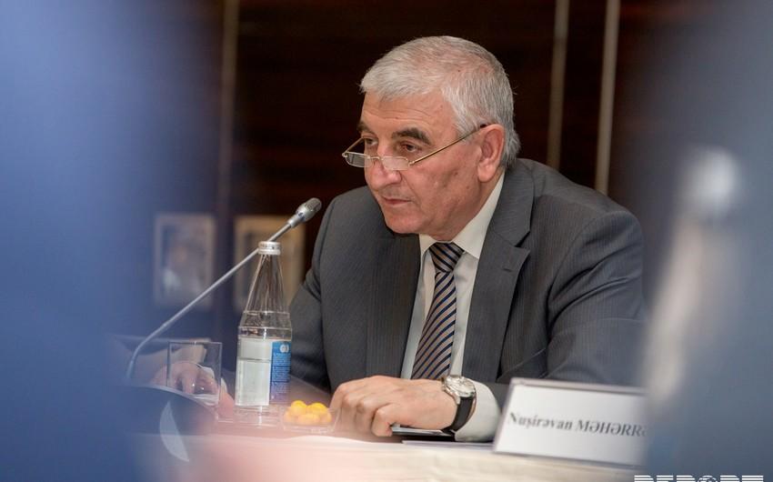 MSK sədri: Prezidentliyə namizədlərin İTV-də debatı saat 22:00-da başlayacaq