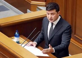 Zelenski Putinə Donbasda görüşməyi təklif etdi