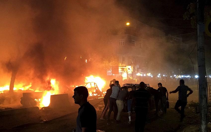 İraqda iki partlayış zamanı 8 nəfər ölüb