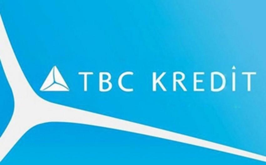 """""""TBC Credit""""in manatla buraxdığı istiqrazlar dövlət qeydiyyatına alınıb"""