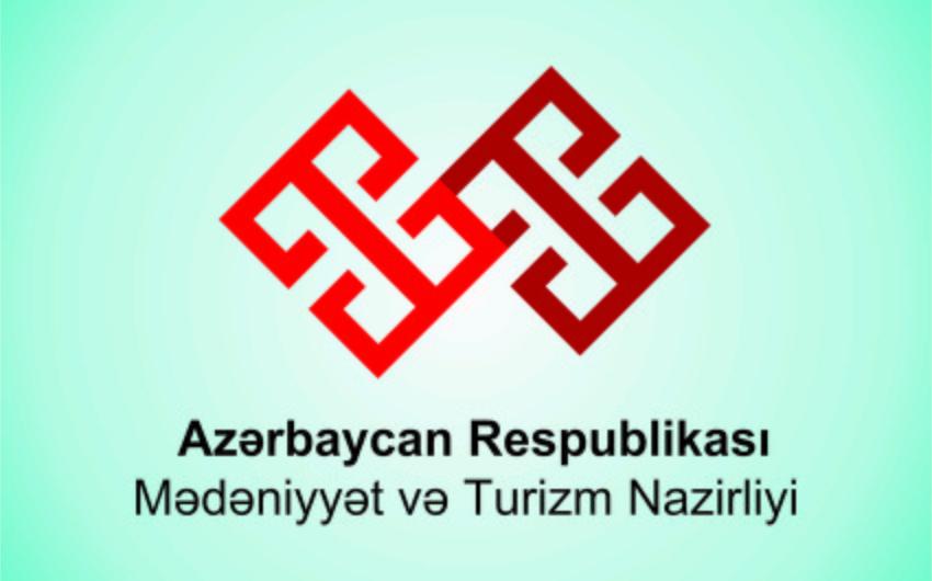 Azərbaycan Mədəniyyət və Turizm Nazirliyi beynəlxalq sərgidə iştirak edəcək
