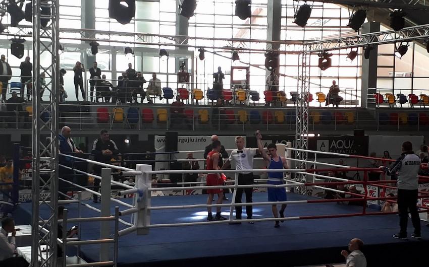 Brawl took place among Turkish and Georgian boxers in European Championship - VIDEO