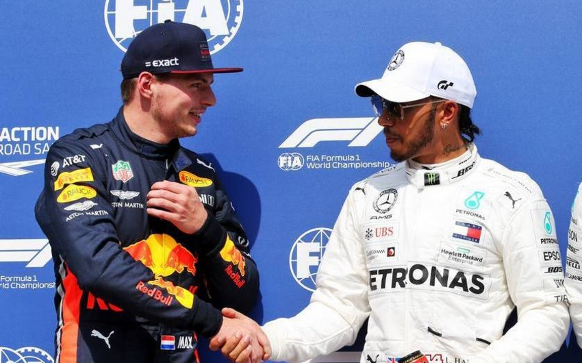 Maks Ferstappen: Formula 1də Hemiltondan geri qalmayan 3-4 pilot var