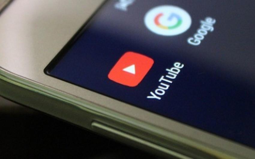 """""""Google"""" və """"YouTube""""un işində nasazlıqlar yaranıb"""