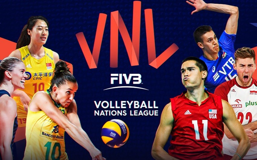 Volleyball Nations League canceled due to pandemic