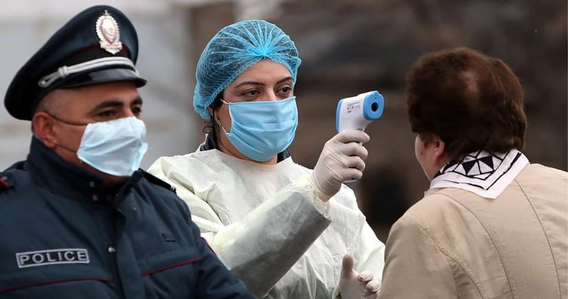 COVID-19: Armenia reports 10 new deaths