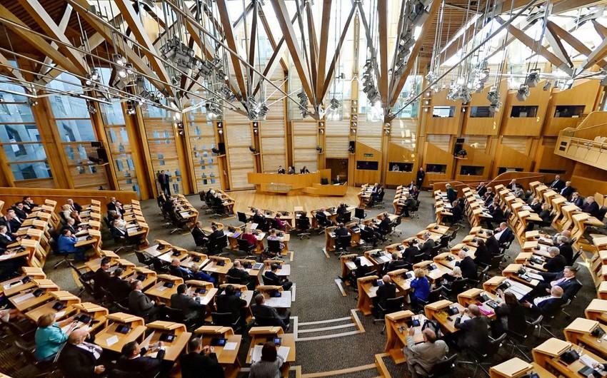 Şotlandiya parlamentində Xocalı faciəsi ilə bağlı qətnamə qəbul edilib