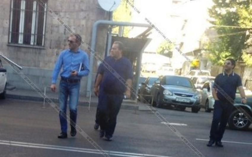 Ermənistan Polis Qoşunlarının keçmiş komandanı vəzifə səlahiyyətlərini aşmaqda ittiham olunur - YENİLƏNİB