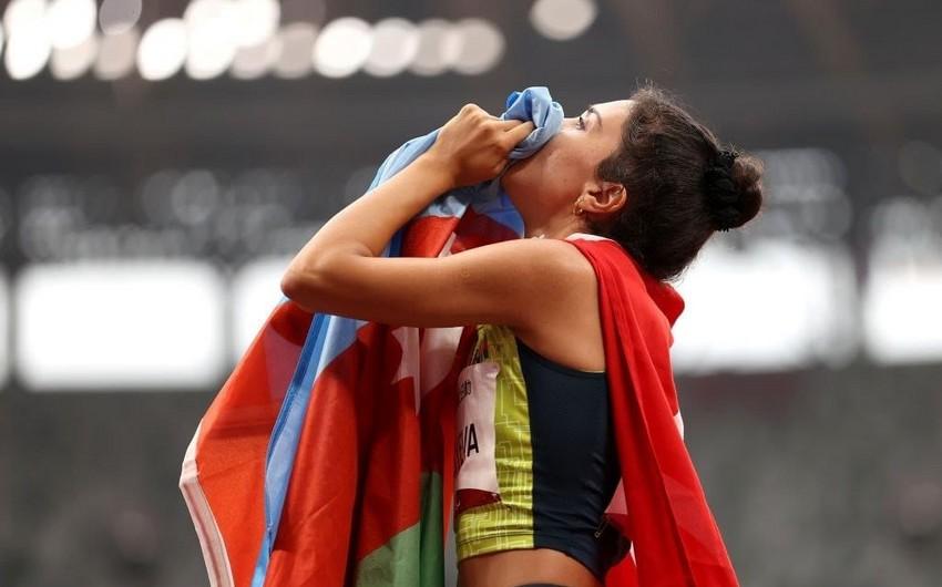 Azərbaycan Tokio paralimpiadasını 14 qızıl, 1 gümüş və 4 bürünc medalla başa vurub