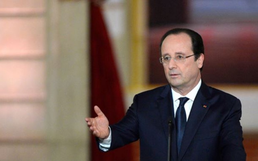 Hollande: Church attackers in France declared they had links with ISIS
