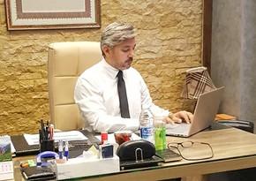 Назначен представитель ASK по Египту, Саудовской Аравии и Судану