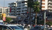 В результате сильного землетрясения в Измире погибли 6 человек