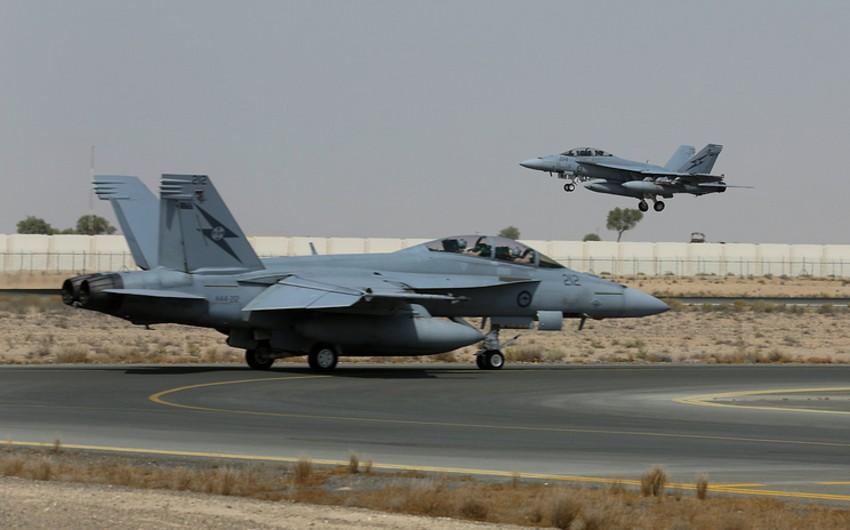 Avstraliya Suriyada hava zərbələrinin dayandırılmasına dair qərarından dönüb