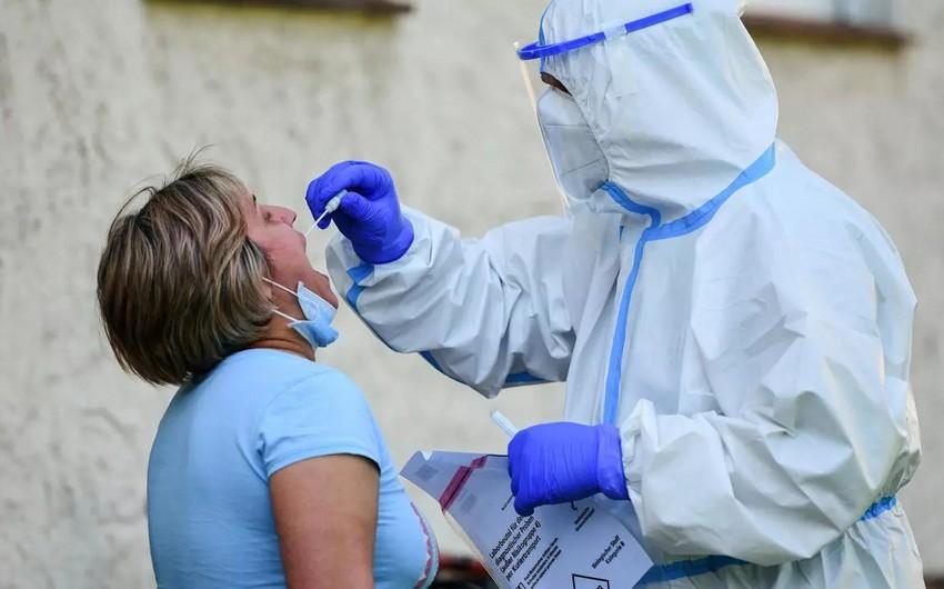 В Грузии3 801 новыйслучайзаражения коронавирусом