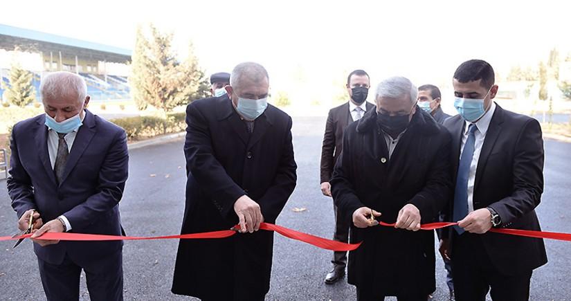 Turan Tovuz Futbol Akademiyasının açılış mərasimi keçirildi