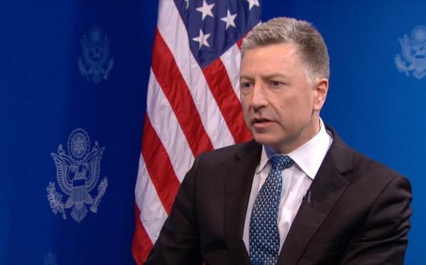 Экс-спецпредставитель США по Украине подтвердил свои показания на слушаниях в Конгрессе