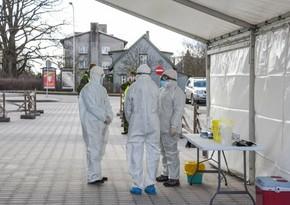 В Эстонии обнаружили британский штамм коронавируса